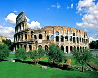 Miva Stock_0777 - Italy, Rome, Roman Colosseum