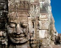 Miva Stock_1103 - Cambodia, Siem Reap, Face Tower