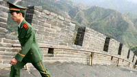 Great Wall soldier