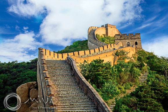 Miva Stock_2270 - China, Badaling, Great Wall